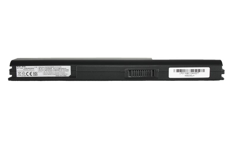 Купить Аккумулятор PowerPlant для ноутбуков ASUS Eee PC 1004DN (A31-U1, AS-U1F-6) 10.8V 5200mAh