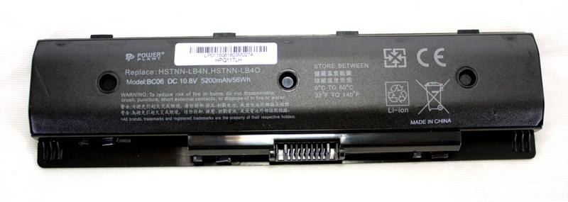 Купить Аккумулятор PowerPlant для ноутбуков HP Envy 15 (HSTNN-LB4N) 10.8V 5200mAh
