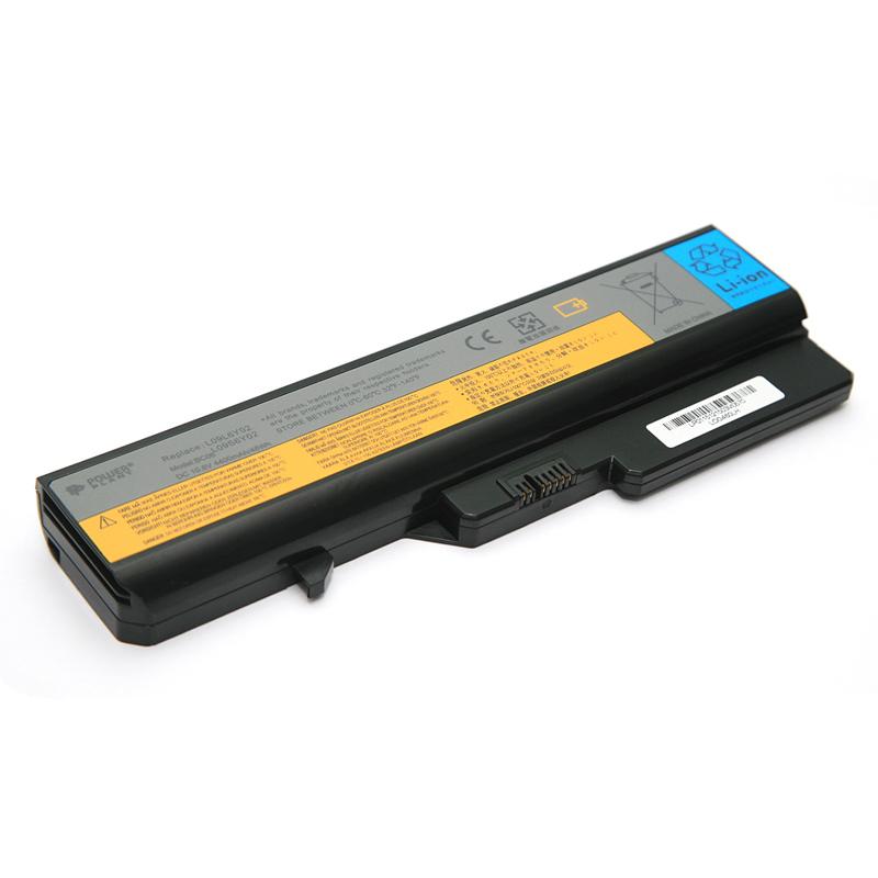 Купить Аккумулятор PowerPlant для ноутбуков IBM/LENOVO IdeaPad G460 (L09L6Y02, LOG460LH) 10.8V 4400mAh