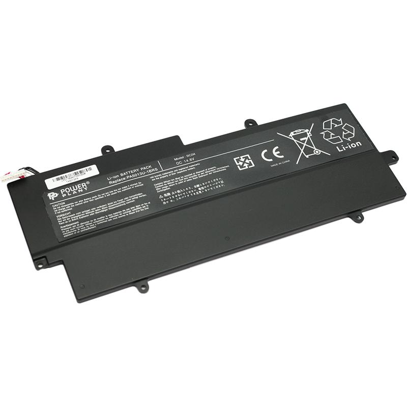 Купить Аккумулятор PowerPlant для ноутбуков TOSHIBA Portege Z830 Ultrabook (PA5013U-1BRS) 14.8V 2600mAh