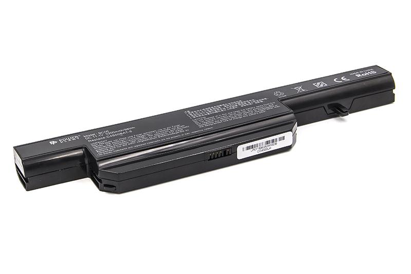 Купить Аккумулятор PowerPlant для ноутбуков Clevo C4500 Series (C4500BAT-6, CO4500LH) 11.1V 5200mAh