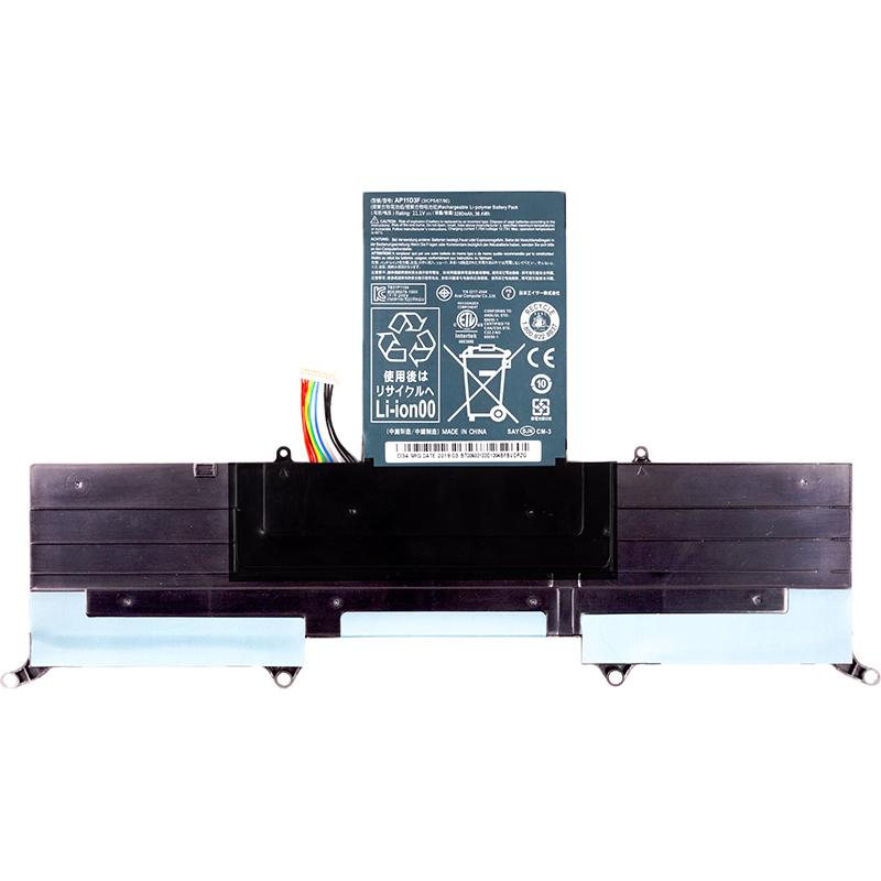 Купить Аккумулятор для ноутбуков ACER Aspire s3 (AP11D4F, ARS300PA) 11.1V 3280mAh (original)