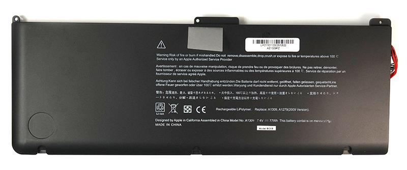 Купить Аккумулятор PowerPlant для ноутбуков APPLE MacBook 17