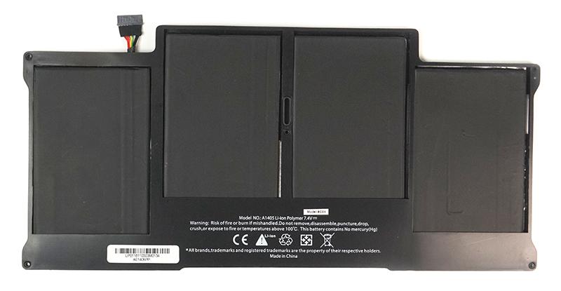 В наличии - Аккумулятор PowerPlant для ноутбуков APPLE MacBook Air 13