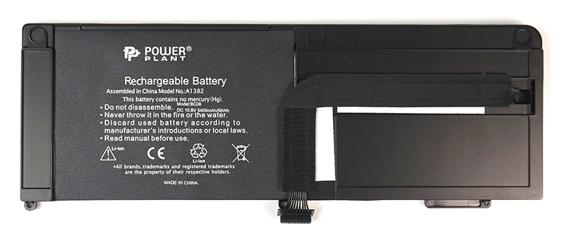 Купить Аккумулятор PowerPlant для ноутбуков APPLE MacBook Pro 15.4