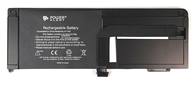 В наличии - Аккумулятор PowerPlant для ноутбуков APPLE MacBook Pro 15.4