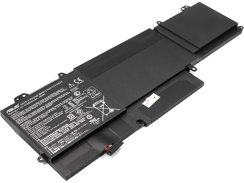 Купить Аккумулятор для ноутбуков ASUS VivoBook U38N (C23-UX32) 7.4V 6250mAh (original)