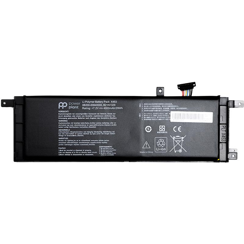 Купить Аккумулятор для ноутбуков ASUS D553M (B21N1329) 7.4V 30Wh (original)