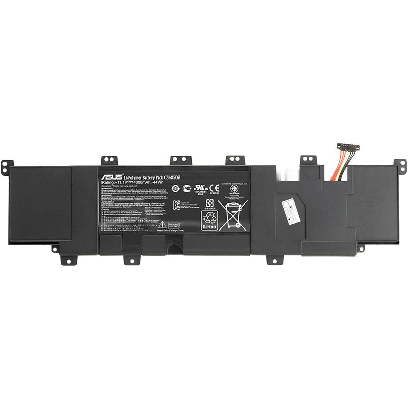 Купить Аккумулятор для ноутбуков ASUS VivoBook S502 (C31-X502) 4000mAh