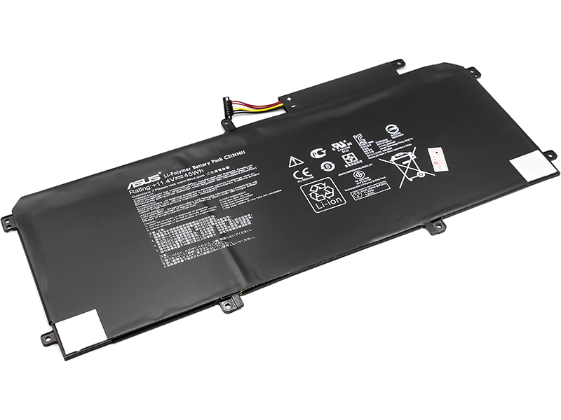 Купить Аккумулятор для ноутбуков ASUS Zenbook UX305 (C31N1411) 11.4V 45Wh (original)