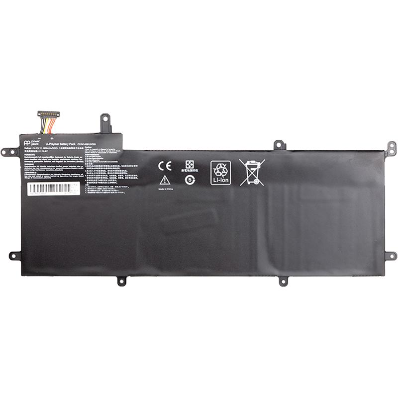 Купить Аккумулятор PowerPlant для ноутбуков ASUS ZenBook UX305LA (C31N1428) 11.31V 4950mAh