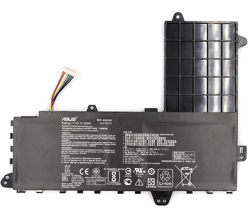Купить Аккумулятор для ноутбуков ASUS EeeBook E402M (B21N1505) 7.6V 32Wh (original)