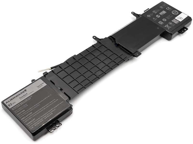 Купить Аккумулятор для ноутбуков DELL Alienware 17 R2 (6JHDV) 14.8V 92Wh (original)