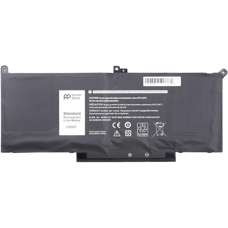 Купить Аккумулятор для ноутбуков DELL Latitude 7280 (DM3WC) 7.6V 60Wh (original)