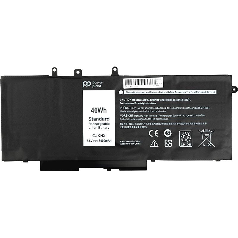 Купить Аккумулятор PowerPlant для ноутбуков DELL Latitude E5580 (GJKNX) 7.6V 6000mAh