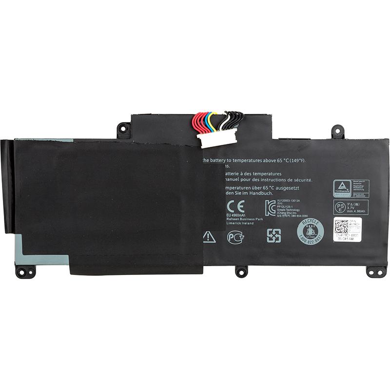 Купить Аккумулятор для ноутбуков DELL Venue 8 Pro 5830 Tablet (74XCR) 3.7V 18Wh (original)