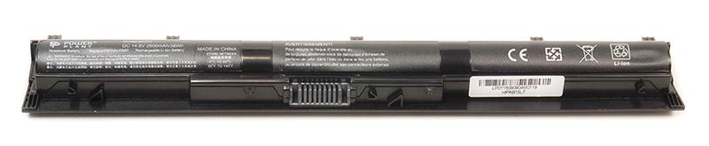 Купить Аккумулятор PowerPlant для ноутбуков HP Pavilion 15 (HSTNN-DB6T, KI04) 14.8V 2600mAh