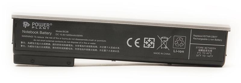 Купить Аккумулятор PowerPlant для ноутбуков HP ProBook 640 (HSTNN-DB4Y, CA06) 10.8V 5200mAh