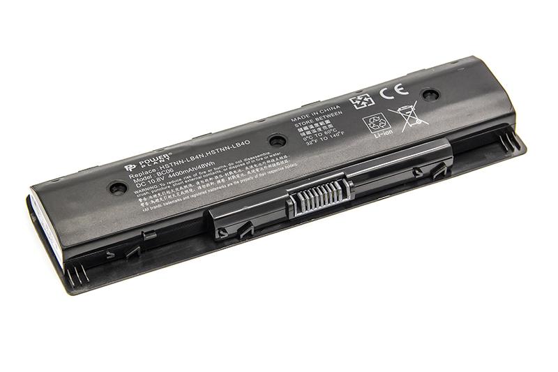 Купить Аккумулятор PowerPlant для ноутбуков HP Envy 15 (HSTNN-LB4N, HPQ117LH) 10.8V 4400mAh