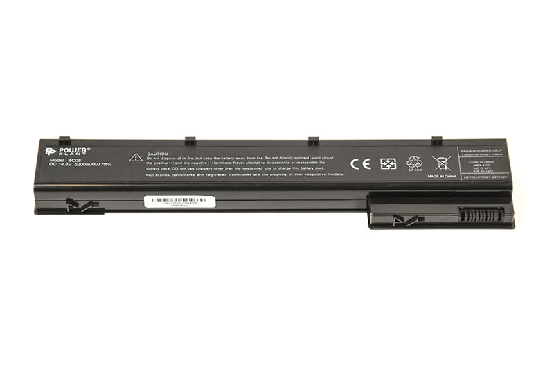 Купить Аккумулятор PowerPlant для ноутбуков HP EliteBook 8560w (HP8560LH, VH08XL) 14.8V 5200mAh