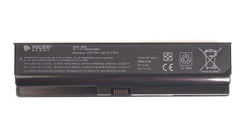 Купить Аккумулятор PowerPlant для ноутбуков HP ProBook 5220m (FE04, HP5220LH) 11.1V 5200mAh