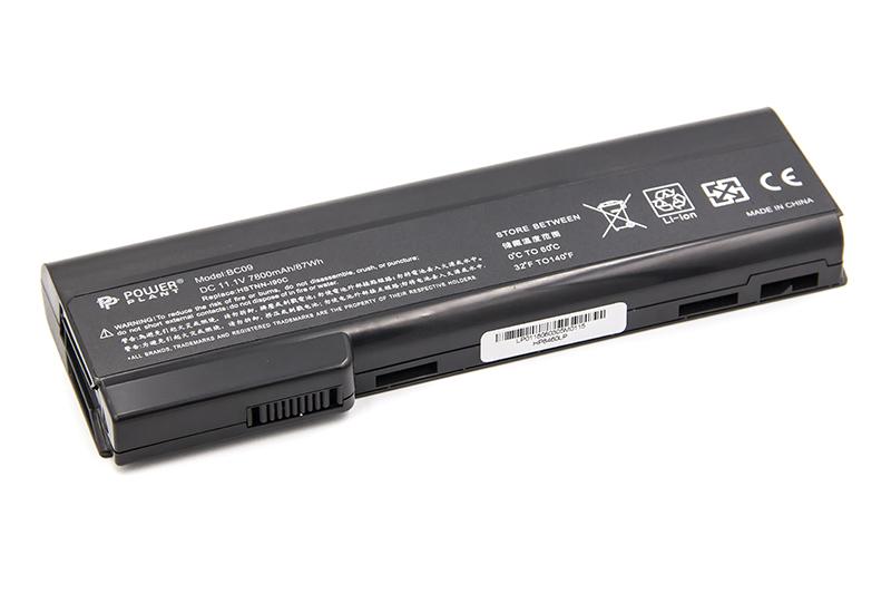 Купить Аккумулятор PowerPlant для ноутбуков HP EliteBook 8460w Series (628369-421, HP8460LP) 11.1V 7800mAh