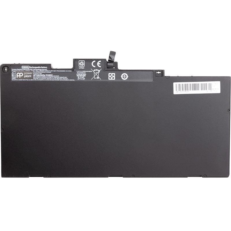 Купить Аккумулятор PowerPlant для ноутбуков HP Elitebook 745 G3 (800231-141) 11.4V 4035mAh