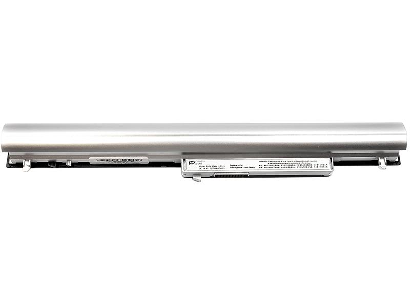 Купить Аккумулятор PowerPlant для ноутбуков HP Pavilion SleekBook 14 (HPHY04L7) 14.8V 2600mAh, silver