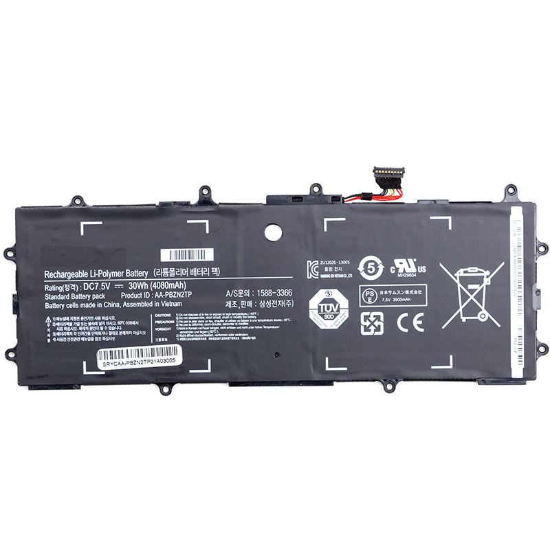 Купить Аккумулятор для ноутбуков SAMSUNG Chromebook Series 3 (NP905S3G) 7.5V 4080mAh (original)