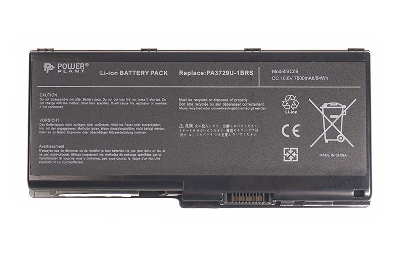 Купить Аккумулятор PowerPlant для ноутбуков TOSHIBA Satellite P505 (PA3729U-1BRS, TAP505LP) 10.8V 7800mAh