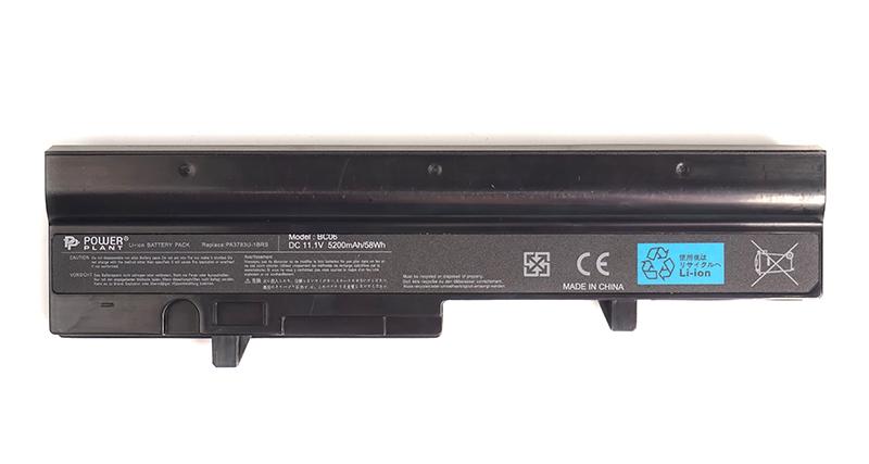Купить Аккумулятор PowerPlant для ноутбуков TOSHIBA Mini Notebook NB300 (TA3785LH) 11.1V 5200mAh