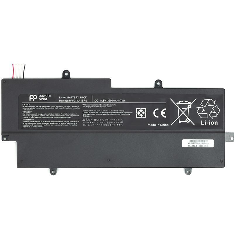 Купить Аккумулятор для ноутбуков TOSHIBA Portege Z830 Ultrabook (PA5013U-1BRS) 14.8V 3060mAh (original)