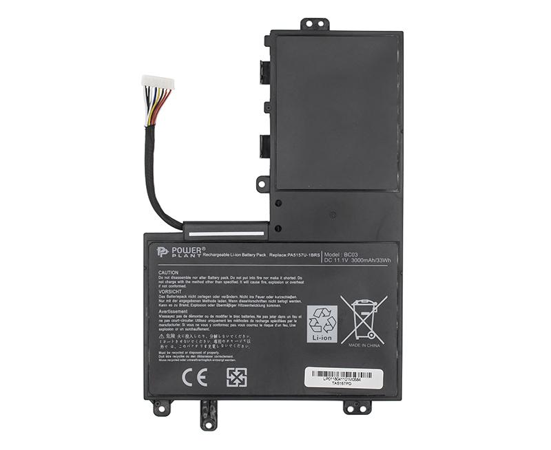 Купить Аккумулятор PowerPlant для ноутбуков TOSHIBA Satelite U940 (PA5157U-1BRS, TA5157PD) 11.1V 3000mAh