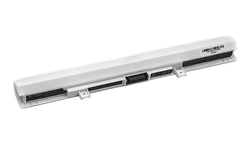 Купить Аккумулятор PowerPlant для ноутбуков TOSHIBA Satellite C55 Series (TA5196L7) 14.8V 2600mAh, белый