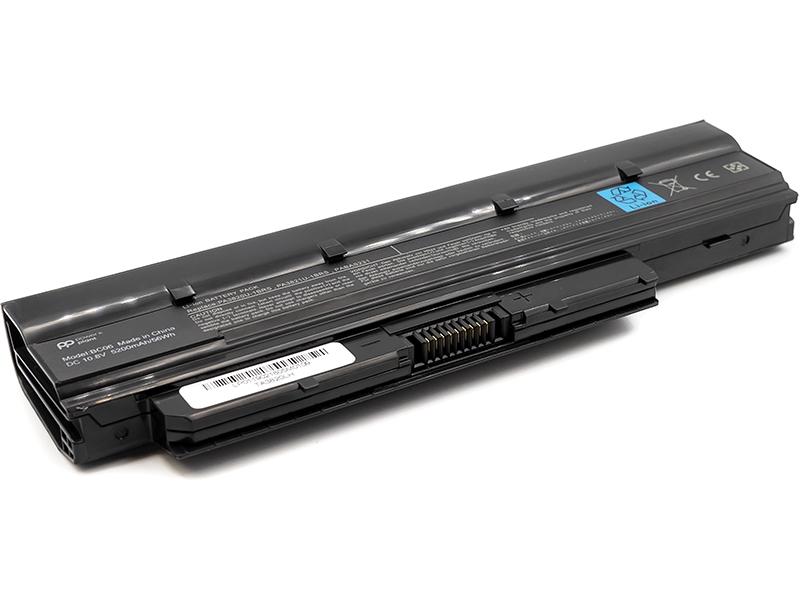 Купить Аккумулятор PowerPlant для ноутбуков Toshiba Satellite T210D (PA3820U-1BRS, TA3820LH) 10.8V 5200mAh