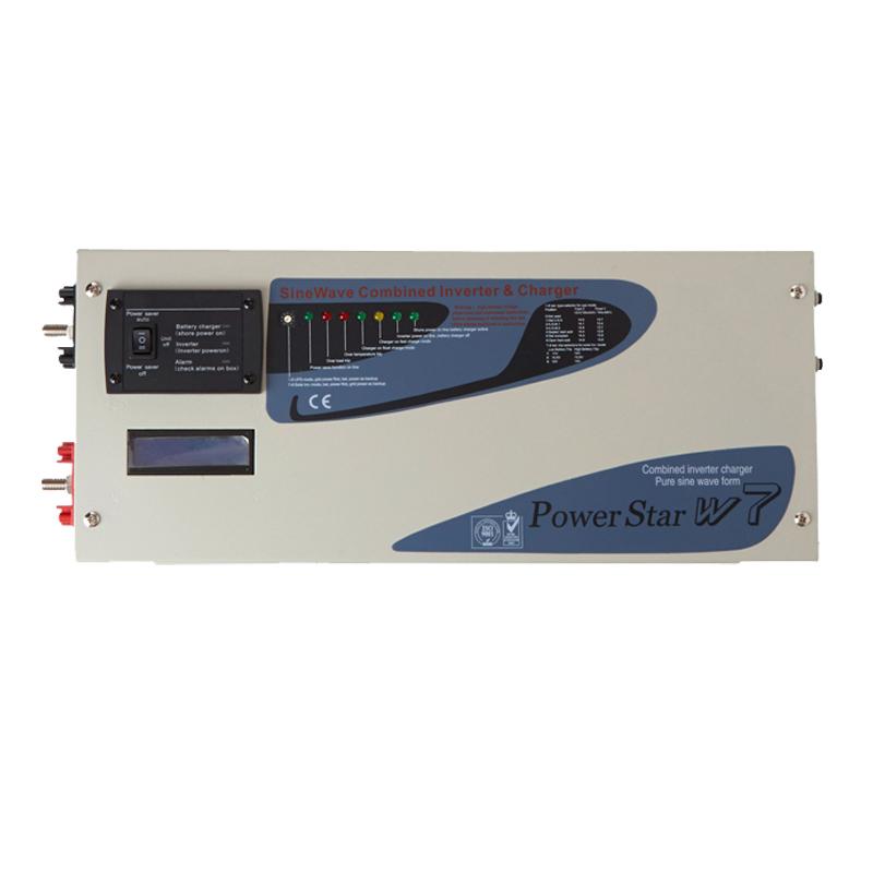 Купить Комбинированый инвертор Sumry PSW7 1012 1000W 12V 230V 50HZ с функцией заряда аккумулятора