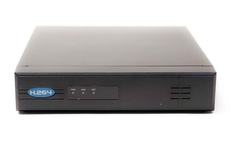 Купить Видеорегистратор IP 8 канала NVR4108-8PECO