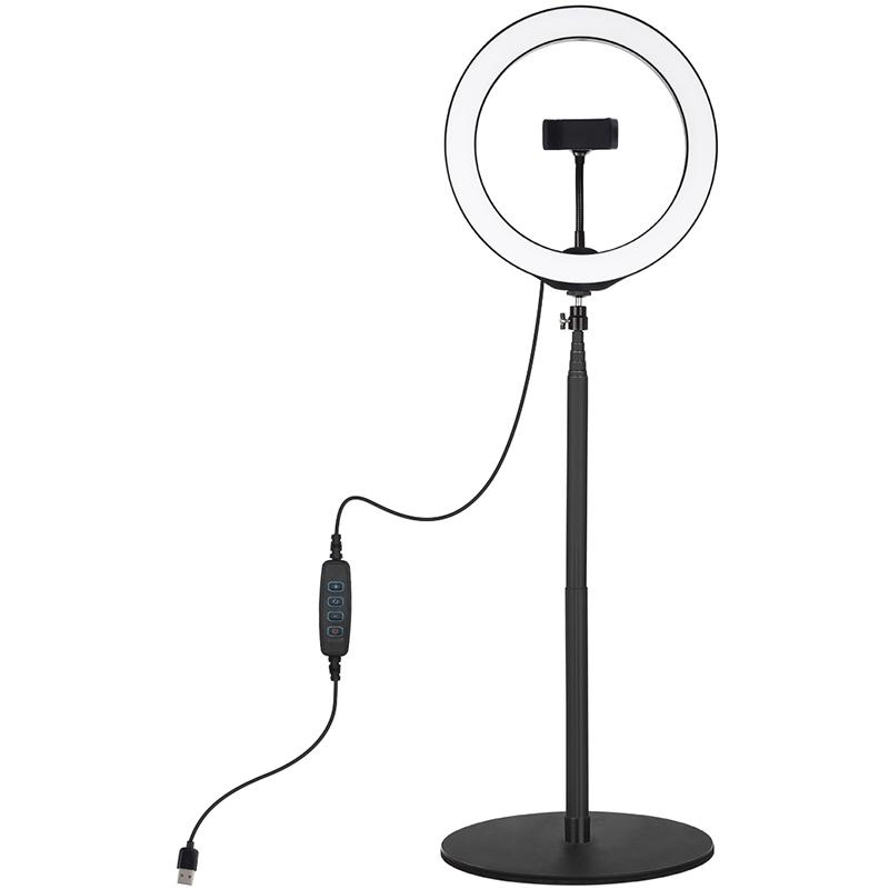 Купить Кольцевая USB LED лампа Puluz PKT3039 10.2