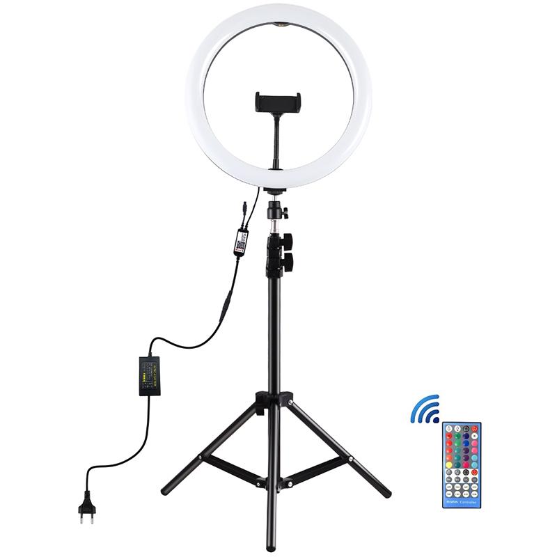 Купить Кольцевая LED лампа Puluz PKT3050EU 12