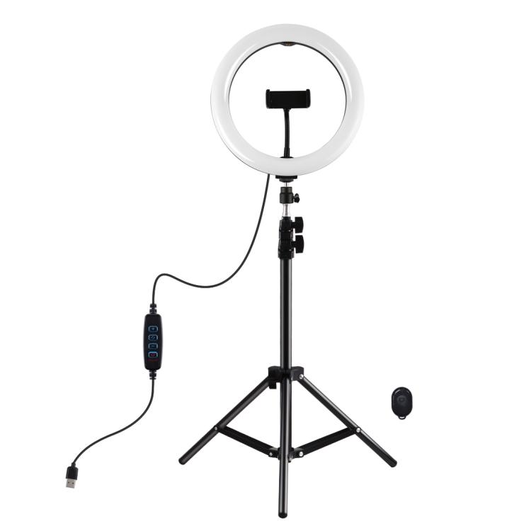 Купить Кольцевая USB LED лампа Puluz PKT3069B 10.2