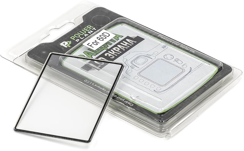 Купить Защита экрана PowerPlant для Canon 60D, 600D