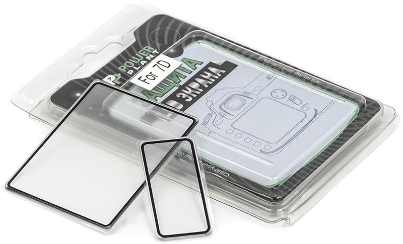 Купить Защита экрана PowerPlant для Canon 7D (Twin)