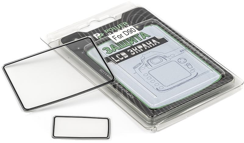 Купить Защита экрана PowerPlant для Nikon D90 (Twin)