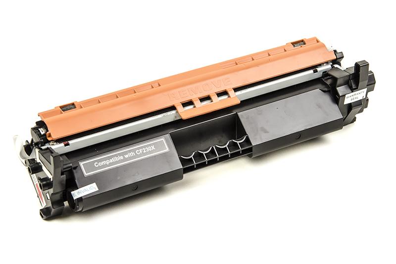 Купить Картридж PowerPlant HP LJ Pro M203/M227 (CF230X) увеличенной емкости (с чипом)