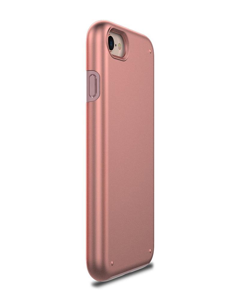 Купить Чехол Patchworks Chroma для iPhone 8 / 7, розовое золото