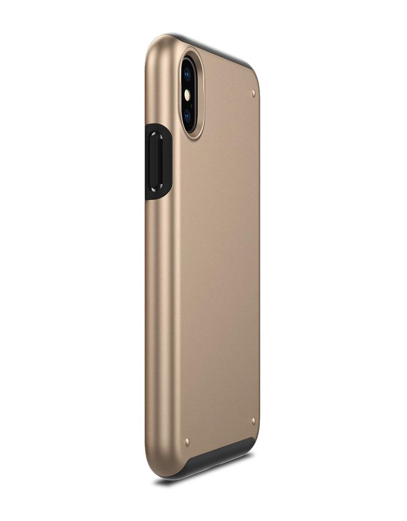 Купить Чехол Patchworks Chroma для iPhone X, золотой