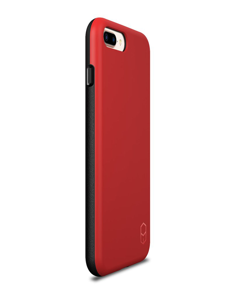 Купить Чехол Patchworks LEVEL ITG для iPhone 8 Plus / 7 Plus, красный