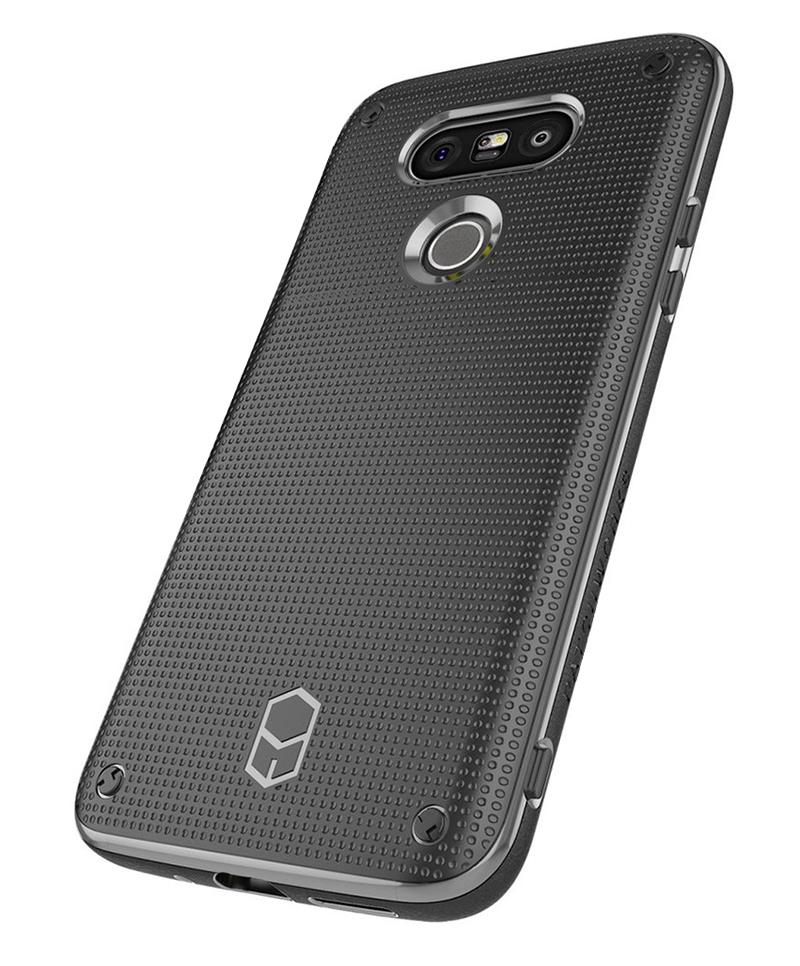 Купить Чехол Patchworks FlexGuard для LG G5, черный