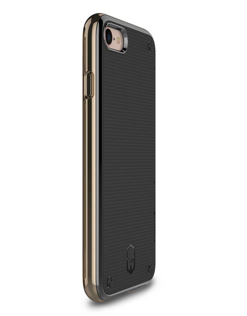 Купить Чехол Patchworks FlexGuard для iPhone 8 / 7, золотой