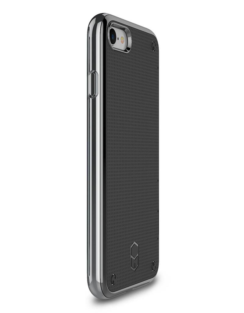 Купить Чехол Patchworks FlexGuard для iPhone 8 / 7, серебристый